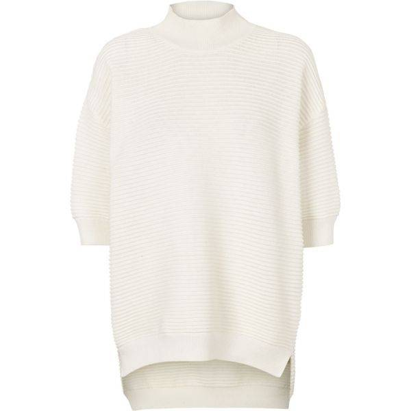 Basic apparel, Lexa sweater offwhite