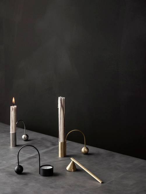 Bilde av Balance Tealight Holder -
