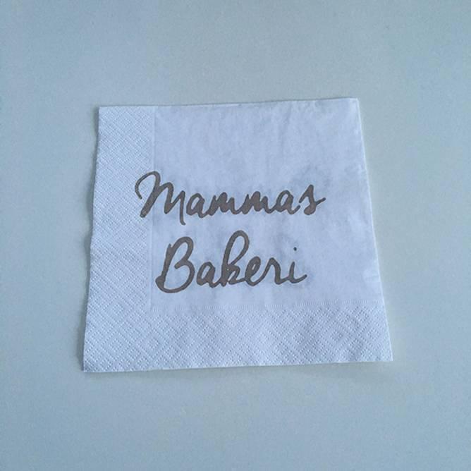 Bilde av Serviett mammas bakeri