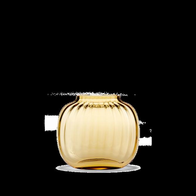 Bilde av Holmegaard Vase Amber, 12,5