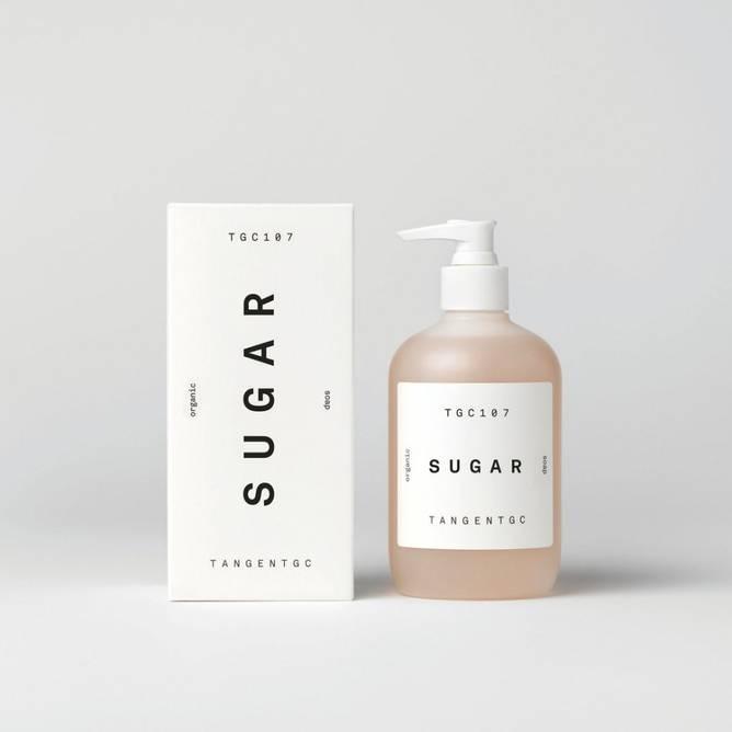 Bilde av  organisk såpe fra sukker