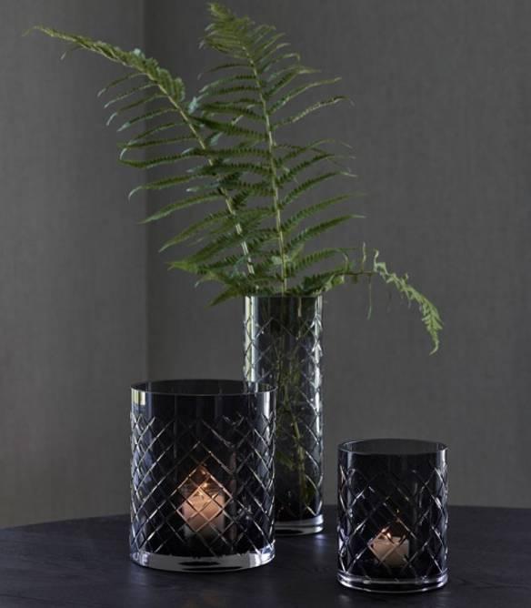 Bilde av Skyline Lux koks  vase 300 mm