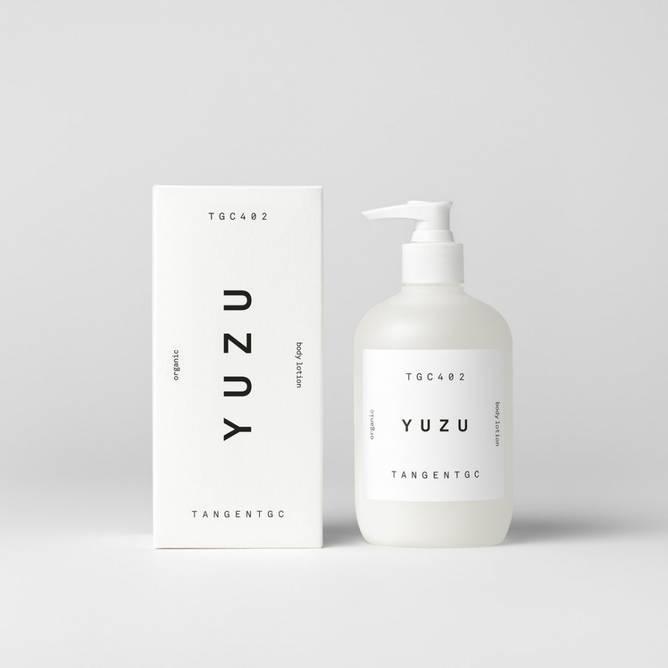 Bilde av yuzu organic body lotion