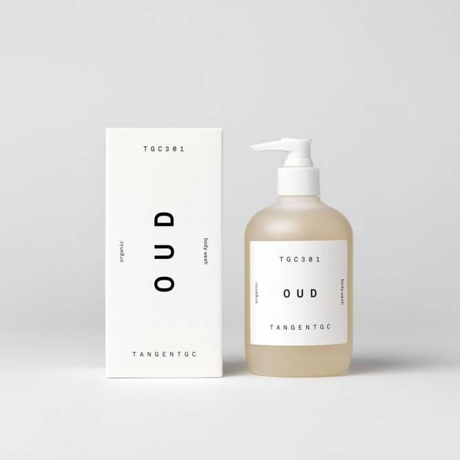 Bilde av oud organic body wash
