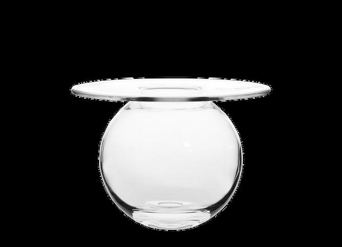 Bilde av Bobler vase klar 16 cm