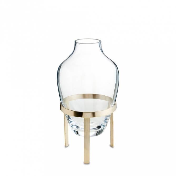 Bilde av Adorn vase Small brushed