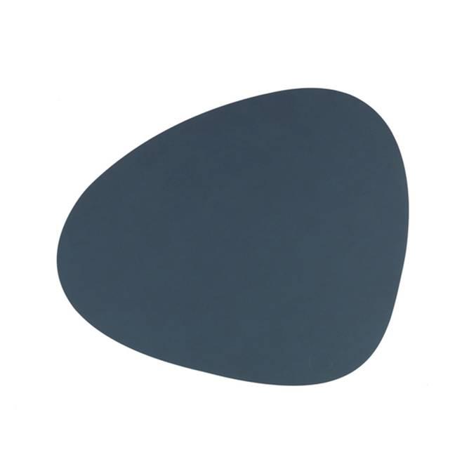 Bilde av Table matt curve dark blue