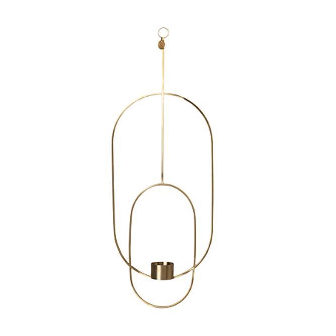 Bilde av Hanging Tealight Deco - Oval