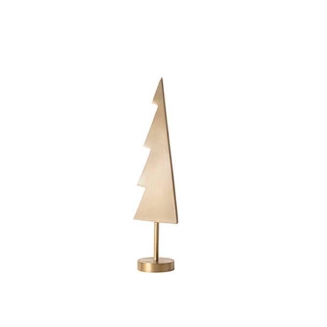 Bilde av Winterland Brass Tree - Solid
