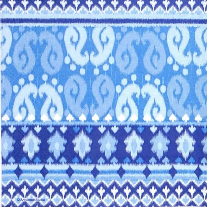 Bilde av Napkin 33 Amara Blue