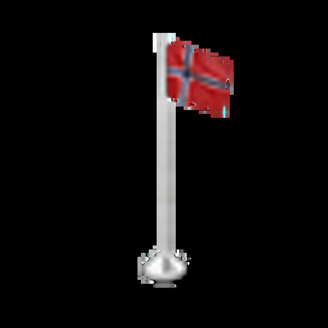 Bilde av Rosendahl Bordflagg Stål, Ø 6