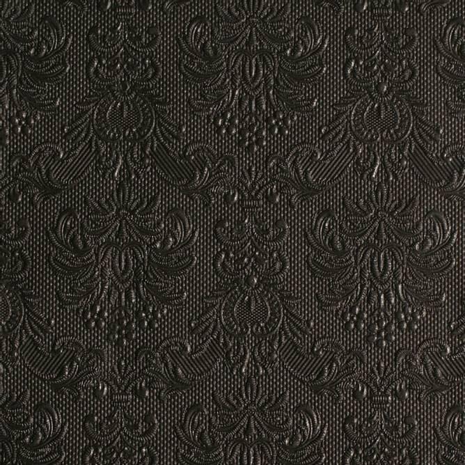 Bilde av Napkin 40 Elegance Black