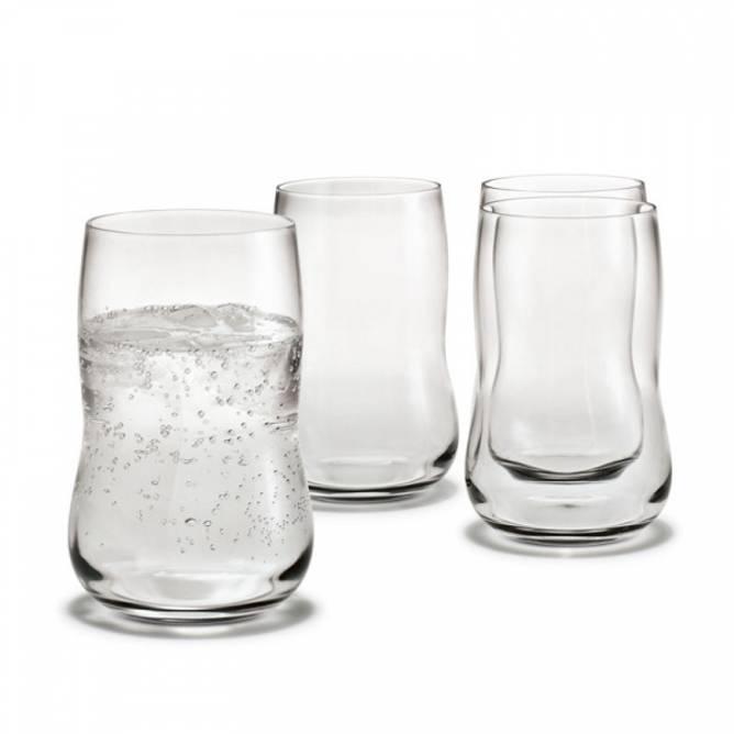Bilde av Future glass klar 37cl 4 stk