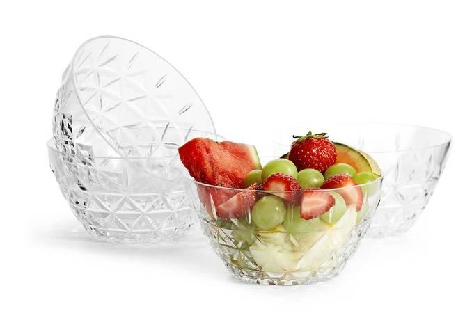 Bilde av Piknikk skåler 4 pk