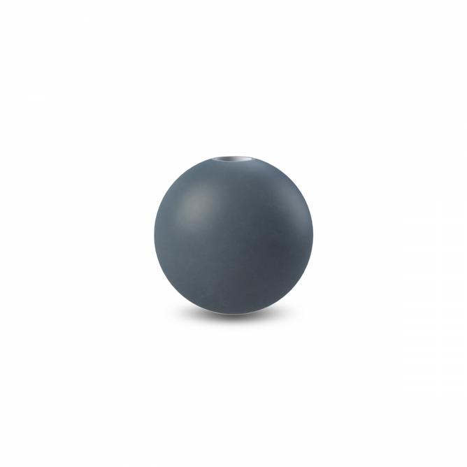 Bilde av Cooee Ball Lysestake 8cm Blå