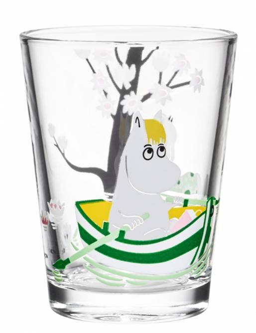 Bilde av Mummi snorkfrøken glass