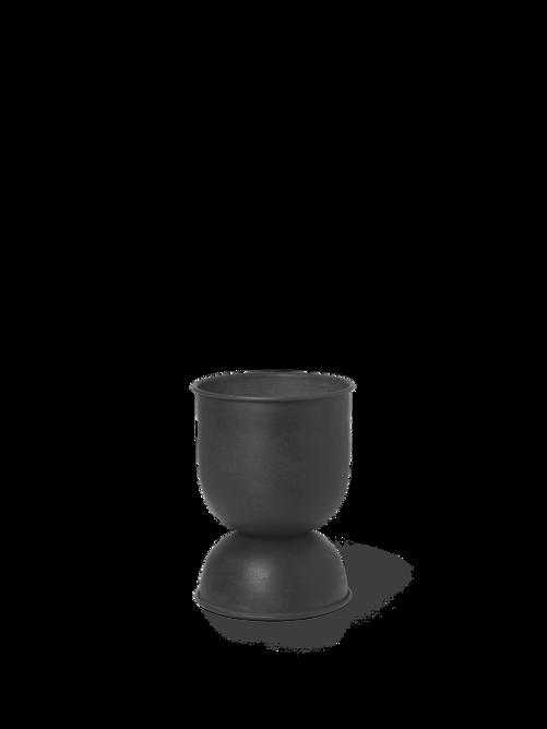 Bilde av Hourglass Pot - Black Xtra