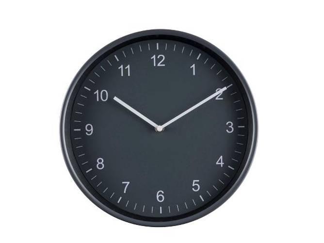 Bilde av Veggur Gifts  30 cm grå