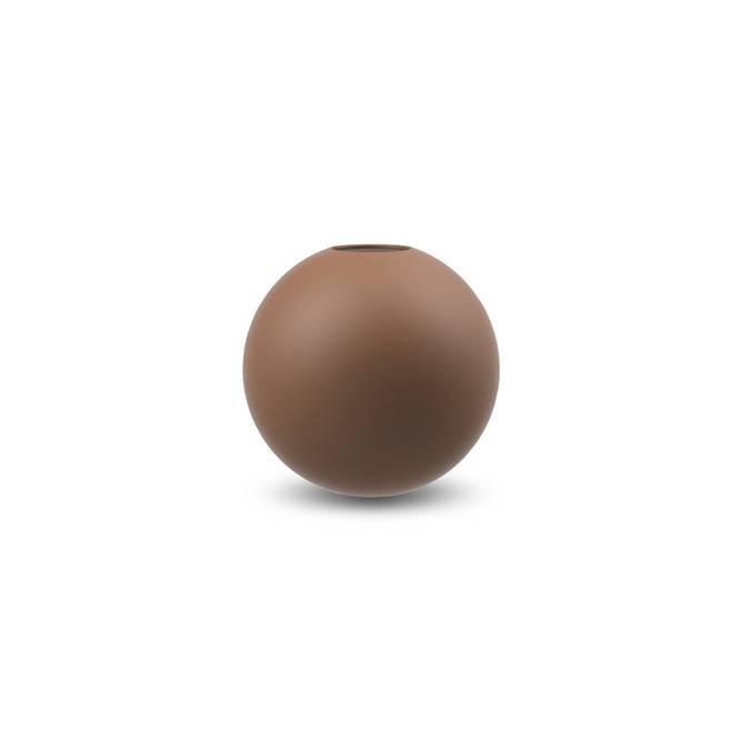Bilde av Cooee Ball 10cm vase coconut