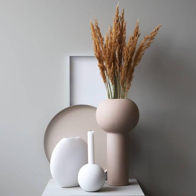 Bilde av Cooee Pillar Vase 32cm Sand