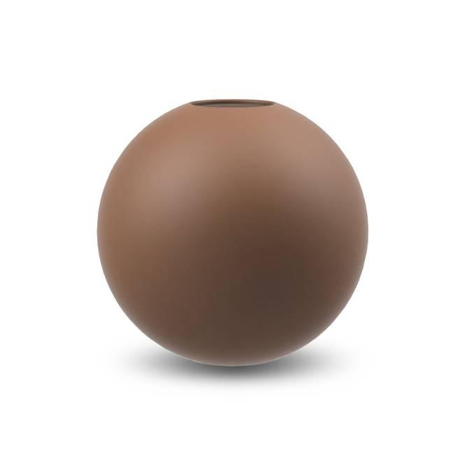 Bilde av Cooee Ball vase 20cm coconut