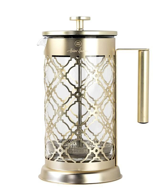 Bilde av Cape presskanne matt champagne 1 liter