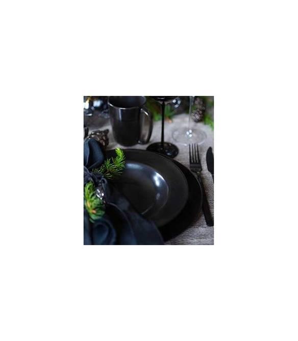 Bilde av Noir dyp tallerken 230 mm