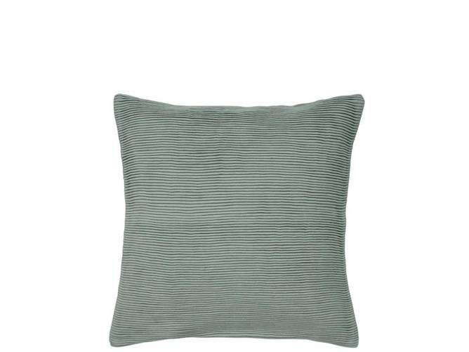 Bilde av Pleats Pute 45 x 45 cm teal