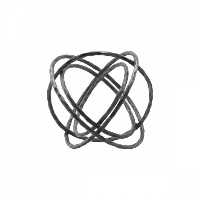 Bilde av Sculpture, Ball, Black