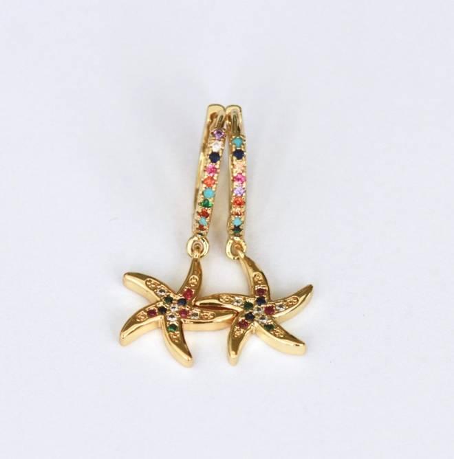 Bilde av JT hoops med sjøstjerne