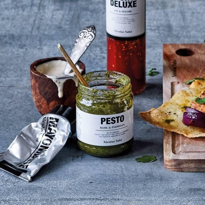 Bilde av Pesto basillikum & parmesan