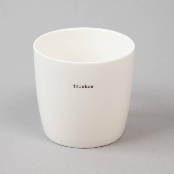 Bilde av Hvit kopp