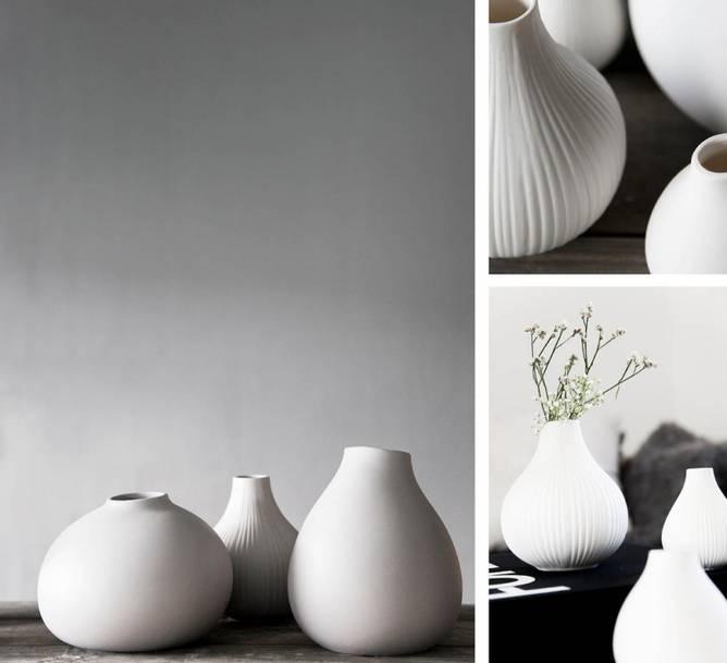 Bilde av Ekenås Vase Hvit