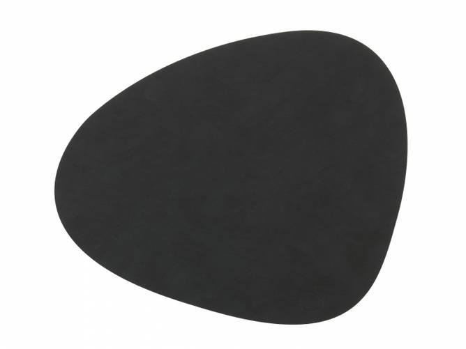 Bilde av Table mat curve Black