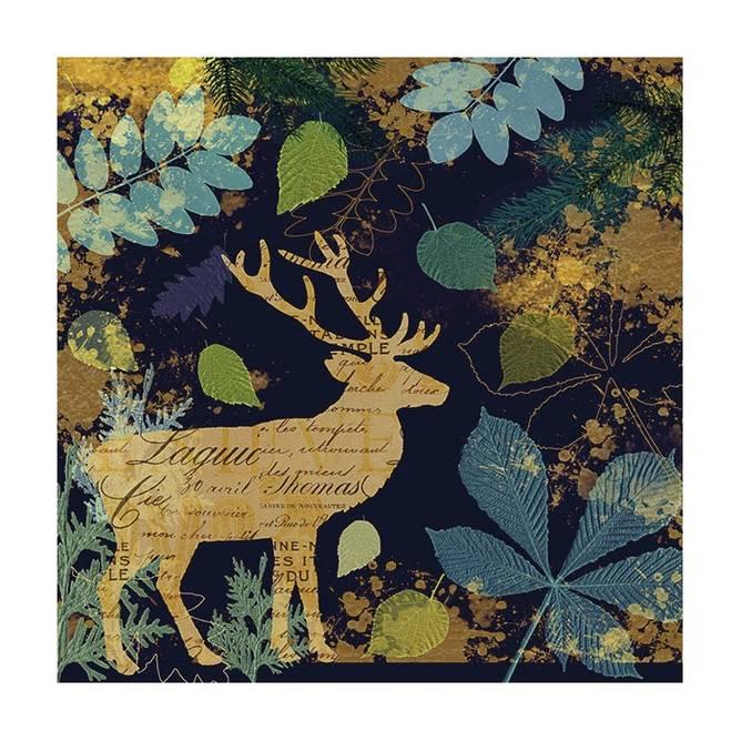 Bilde av Napkin 33 Autumn Deer