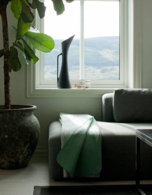 Bilde av Liljepledd - grønn
