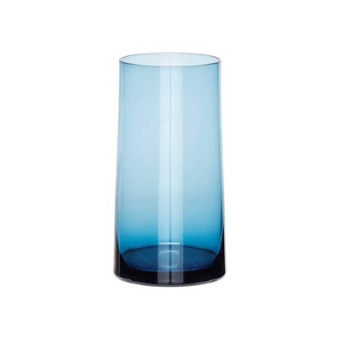 Bilde av Hübsch - Vase blå