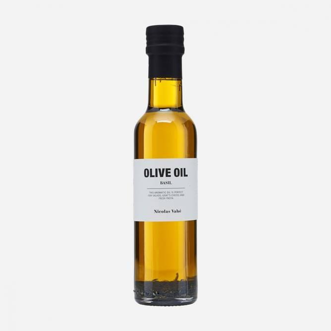 Bilde av Olive oil (99,5%) with basil
