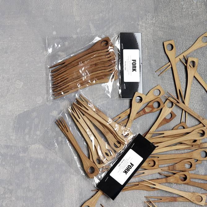 Bilde av Fork - Bamboo