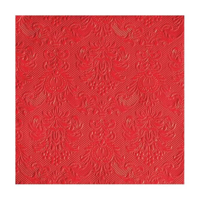 Bilde av Napkin 40 Elegance Red