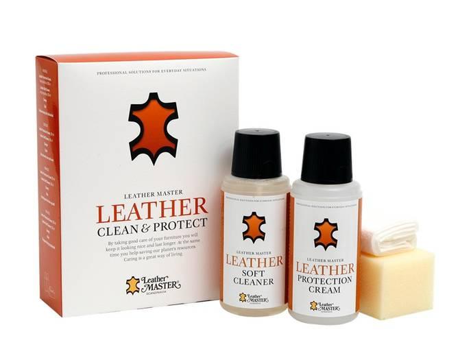Bilde av Leather Clean & Protect MAXI