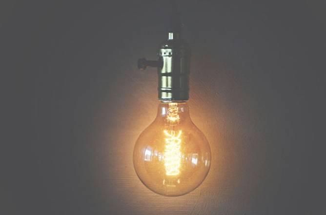 Bilde av Edison pære 8x12cm