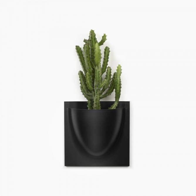 Bilde av Vertiplants veggpotte svart