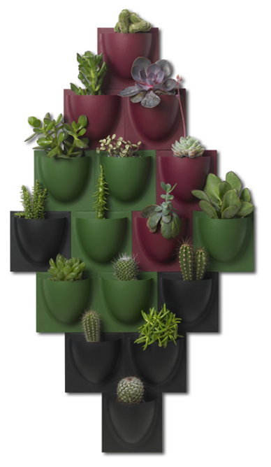 Bilde av VertiPlants mini potte