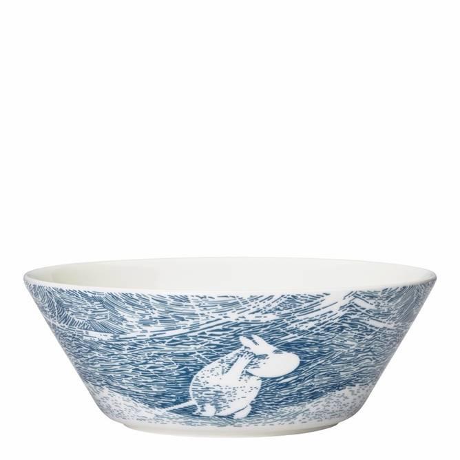 Bilde av Mummi skål, Snøstorm