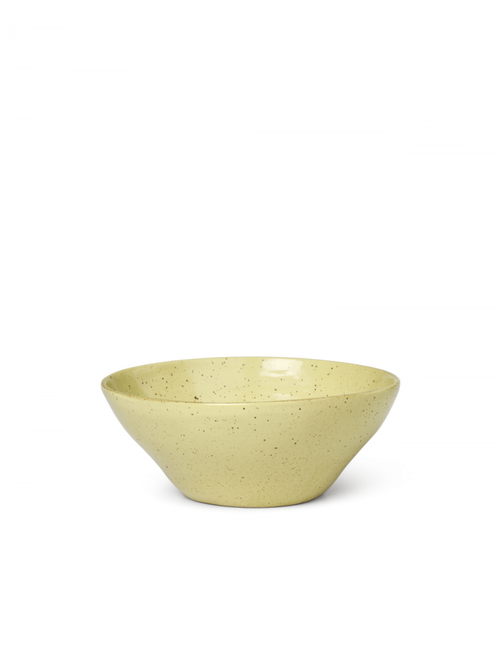 Bilde av Flow Bowl - Yellow Speckle
