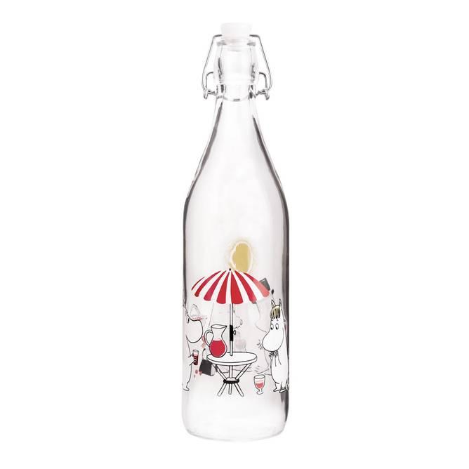 Bilde av Mummi glassflaske – Sommer