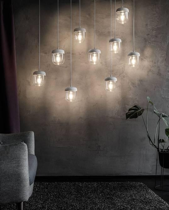 Bilde av Vita acorn lampeskjerm