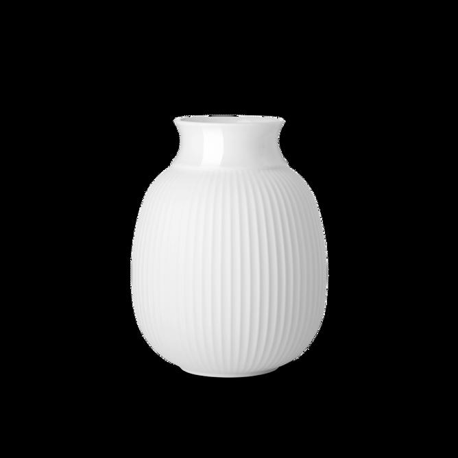 Bilde av Lyngby Curve vase 17 ,5 cm