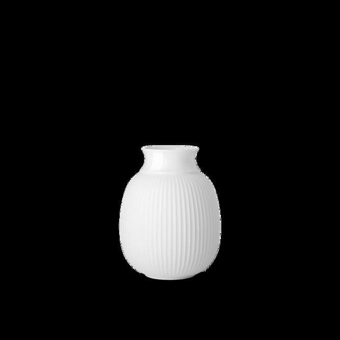 Bilde av Lyngby curve vase 12 cm